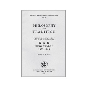 Philosophy and Tradition by Masson, M.